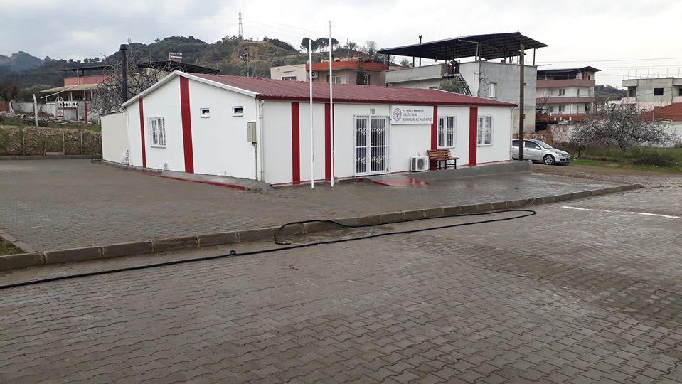 sağlık ocağı 17 Şubat Pazartesi günü hizmete açılıyor.