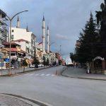 Türkiye'de ilk! Bir ilçe kendini izole etmeyi başardı