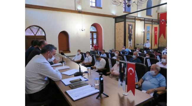Turgutlu Belediye Meclisi Toplantısı gerçekleştirildi