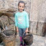 Turgutlulu minik Damla Konya'daki kazada yaşamını yitirdi