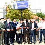 """Turgutlu'da """"Arnavut Zeynel Parkı"""" açıldı"""