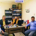 Turgutlu Lokantacılar Odası'nda KOSGEB Temsilciliği açıldı