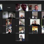 TUTSO Meclisi video konferansla toplandı