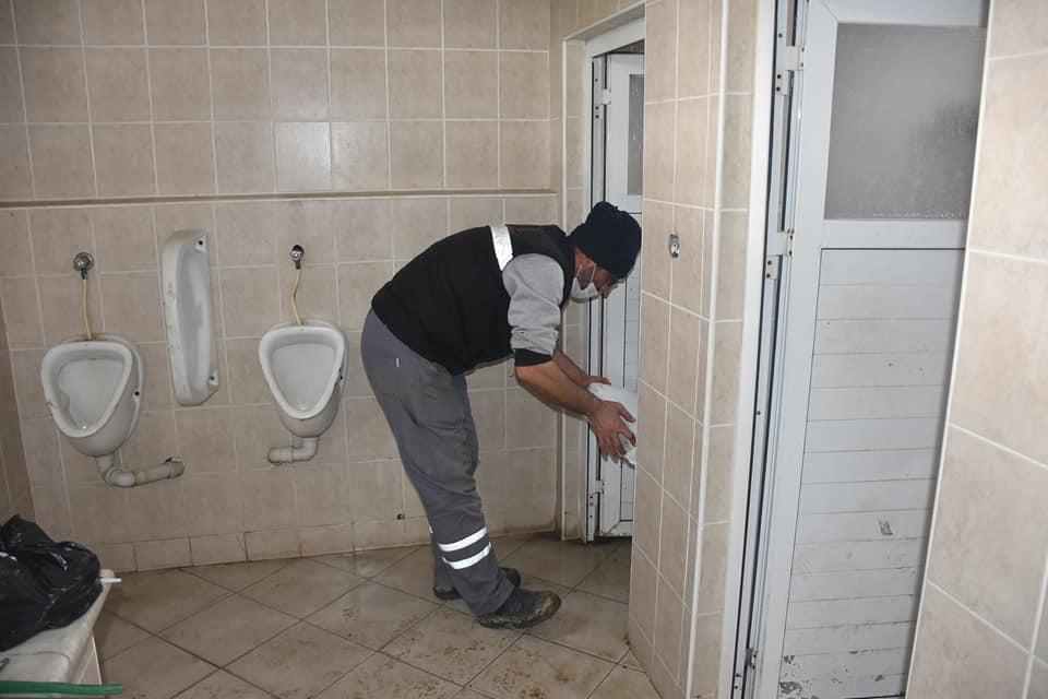Tuvalet haberi adres (mi) şaşırdı