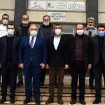 TUTSO, CHP Grup Başkanvekili Özel'i ağırladı