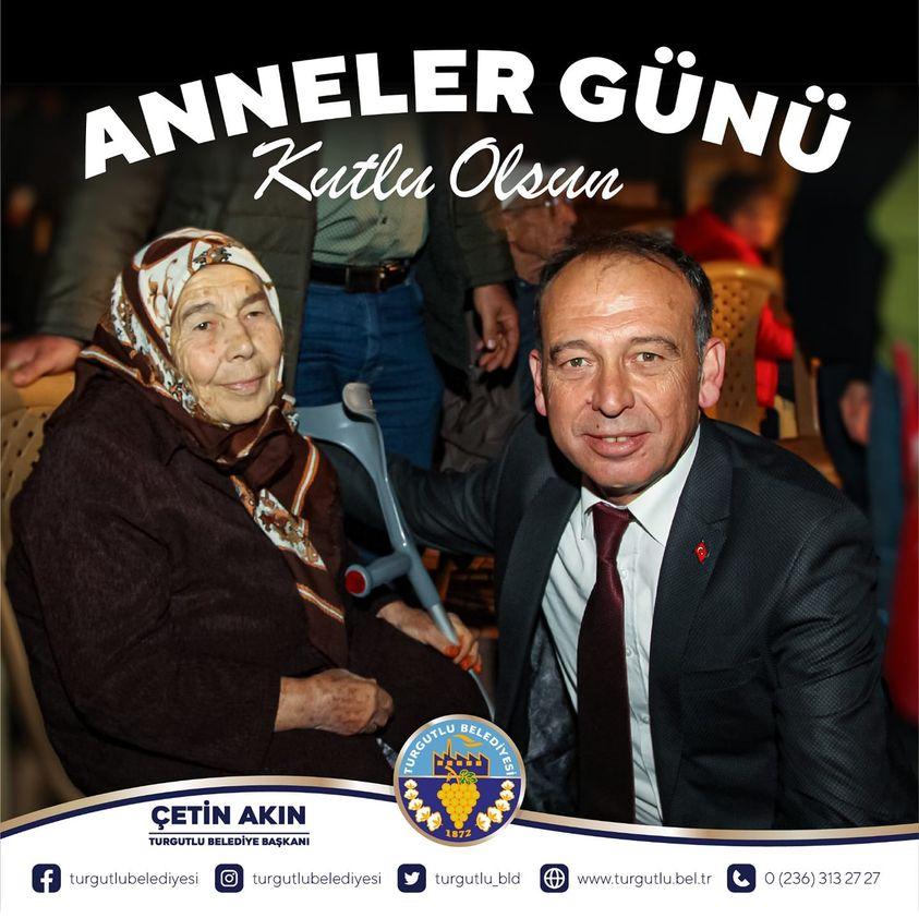 Başkanımız Çetin Akın, Anneler Günü'nü yayınladığı mesaj ile kutladı.
