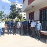 Kaymakam YILMAZ ve İlçe Protokolü'nden Şehit ve Gazi Ailelerine Bayram Ziyareti